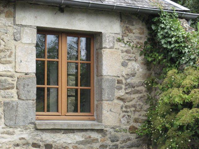 Fenêtre bois Bouliac