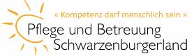 Logo Pflege u. Betreuung Schwarzenburgerland
