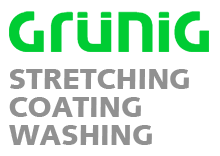 Logo Grünig-Interscreen AG
