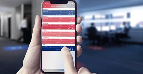 DeltaAPP - jederzeit mobil unterwegs