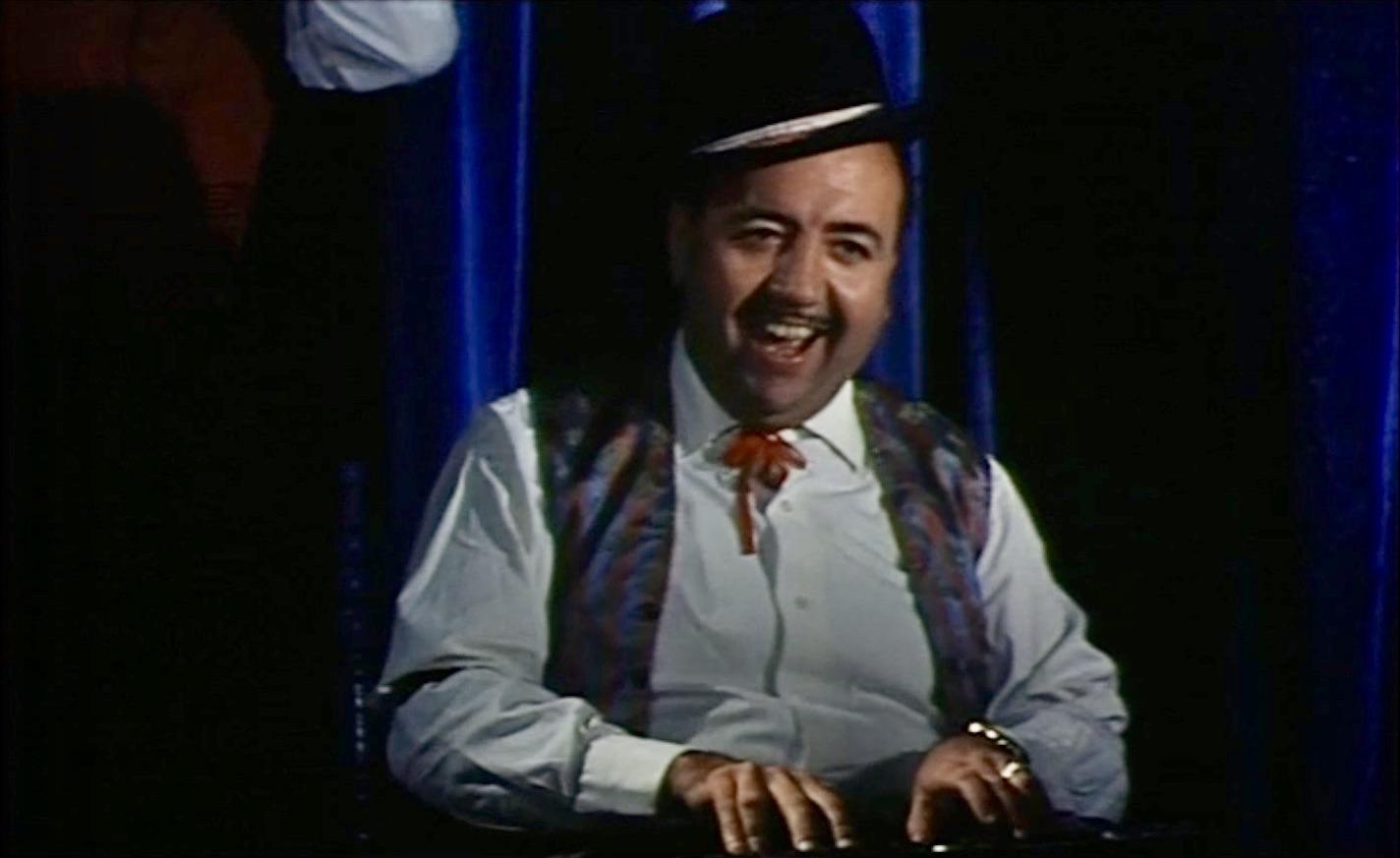 Enrique Escobar Sotés de concierto con...