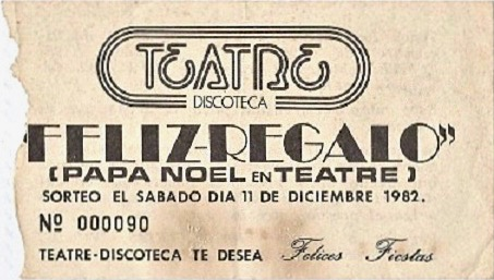Discoteca Teatre (imagen archivo Carlos Bonache)