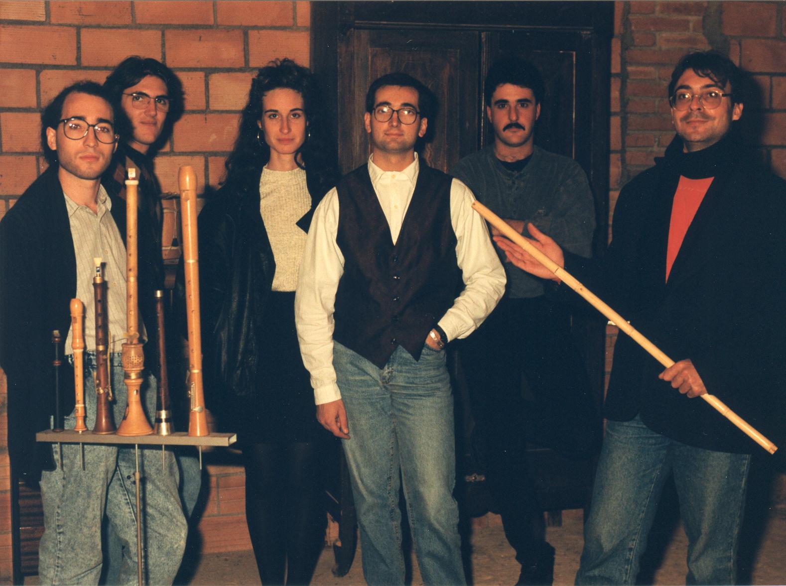 ERIN (1989-1995), segunda parte