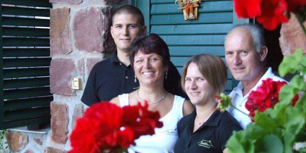Die Familie Borbély