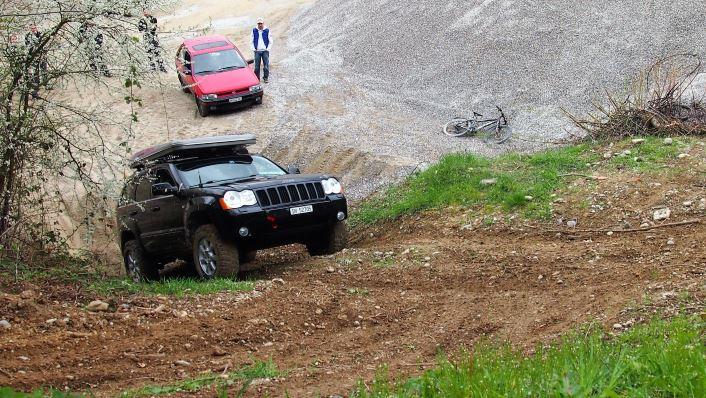 Steigfähigkeit Jeep Grand cherokee wh offroad 4x4 wolf-78.jimdo.com