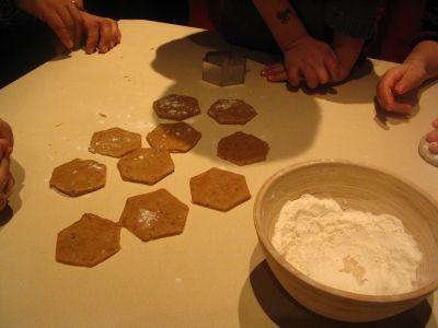 Atelier « Miel et pain d'épices » à la Villette