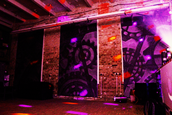 Mural Maiwald Club
