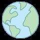 Icon Erde