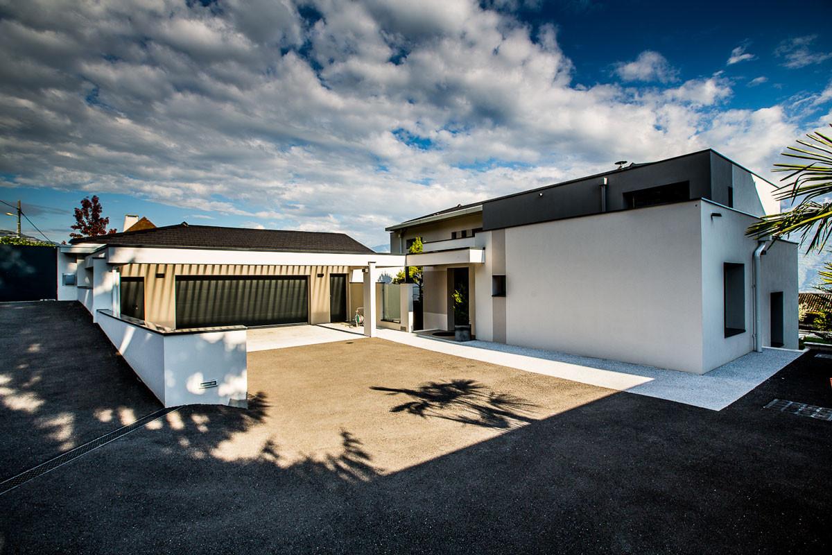 Maisons individuelles mdf ravalement de facade et isolation exterieur - Ravalement maison individuelle ...