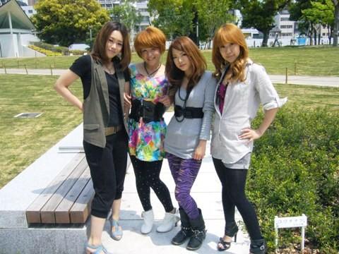 Show Case:Aphrodite(MAI、EMI、RINA、MIYUKI)
