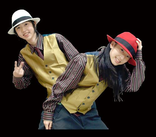 Show:FUNKY☆BEAT(AYAKA、NAO)