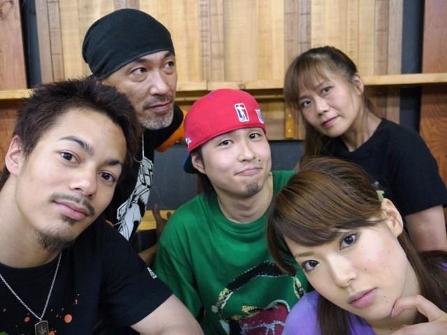 Show Case:JT-RRR(RYOMA、JUNZO、RINA、RUMI、Tsutchy)