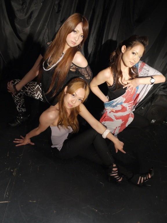Show:Aphrodite + EnvY