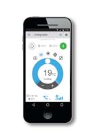 applicazione daikin controller per il controllo wifi a distanza del sistema di climatizzazione del condizionatore daikin sensira al miglior prezzo installazione compresa