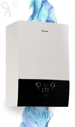 caldaia a condensazione daikin d2cnd ultracompatta 35 kw con iva installazione e sopralluogo inclusi nel prezzo a torino