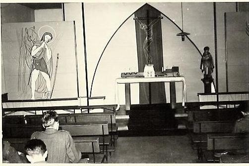 Kapelle 1957
