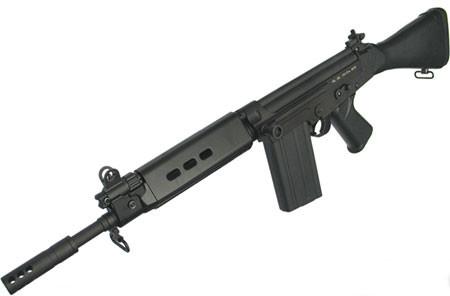 FAL Maschinengewehr