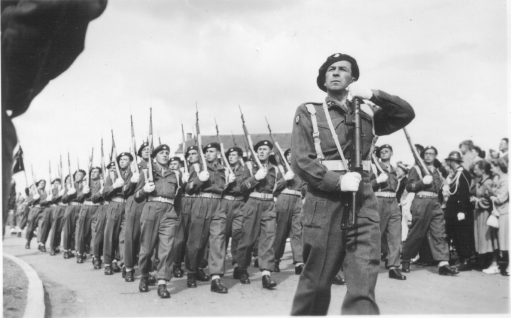 Martelange 11. Mai 1952