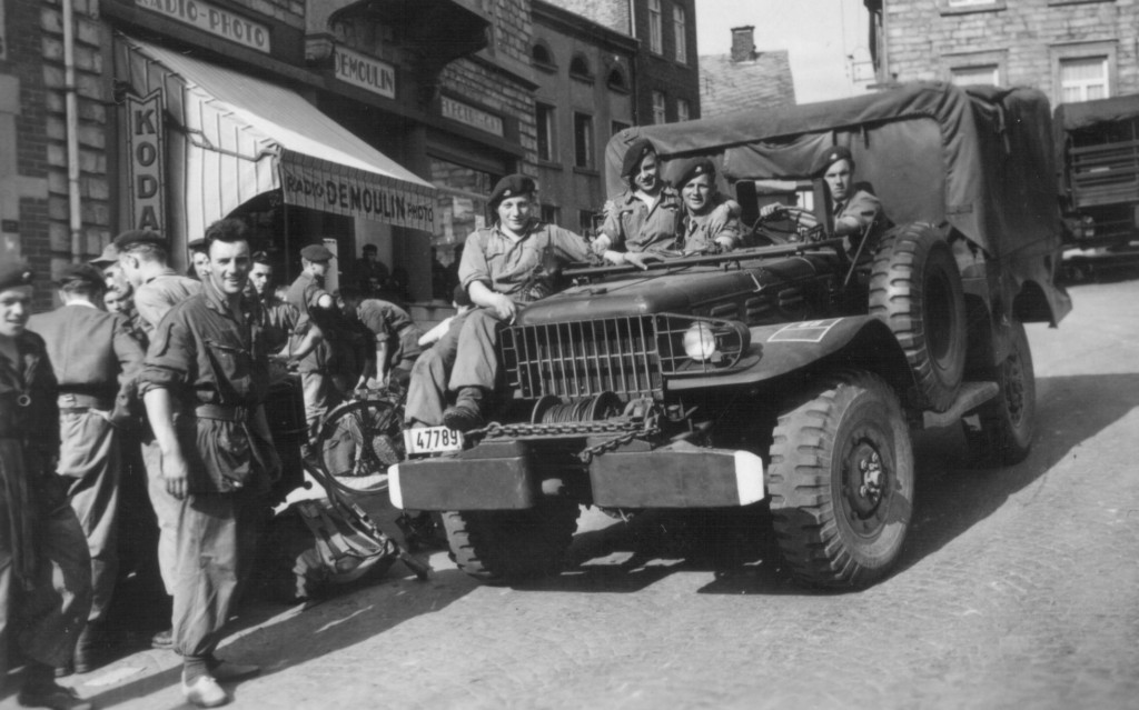 Manöver 1953