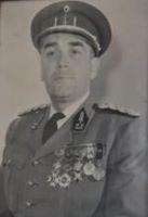 Lt Col Bem Wagner 1956