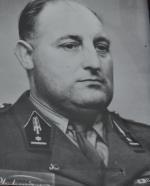 Major Bem Impens 1953