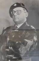 Lt Col Stevelinck 1958