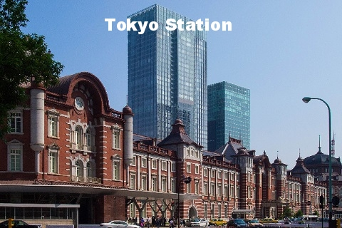 Tokyo Station, a western-style architecture completed in 1914, is one of the few significant examples of early-20th-century architecture left in Japan.