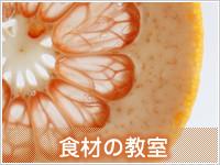 山口晴子の食材の教室