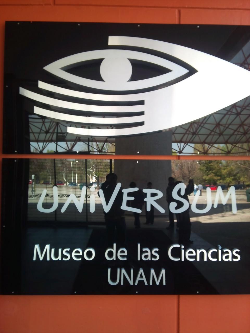 Director de Universum, Museo de las Ciencias de la UNAM.  Dr. Ernesto Márquez.