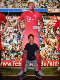 Allianz Arena Kinder Erlebniswelt