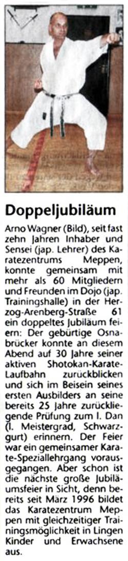 Doppeljubiläum 24.09.2005