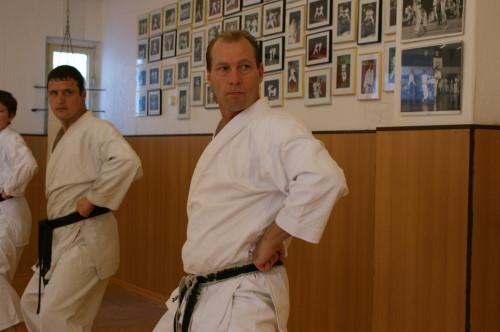 Behr, Günter | 1.Dan 2001 bei Ochi Sensei | 2.Dan 07.11.2009 bei Ochi Sensei in Bremen | 3.Dan 10.05.2015 bei Ochi Sensei in Bochum