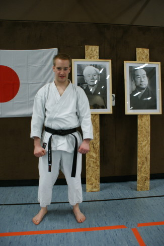 Meincke, Andreas | Karate seit 2001 | 1.Dan am 24.09.2011 bei Ochi Sensei in Hennef