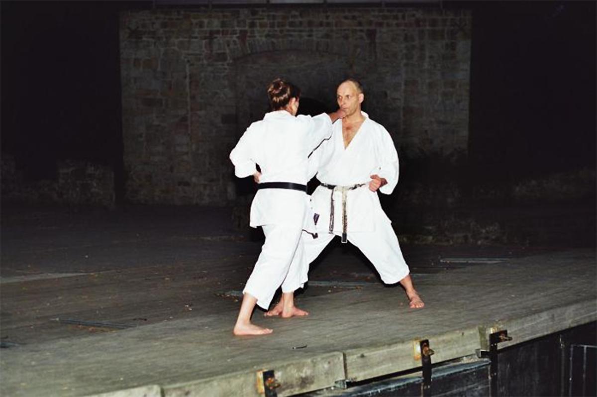 Arno und Kerstin Wagner | Kumite 5