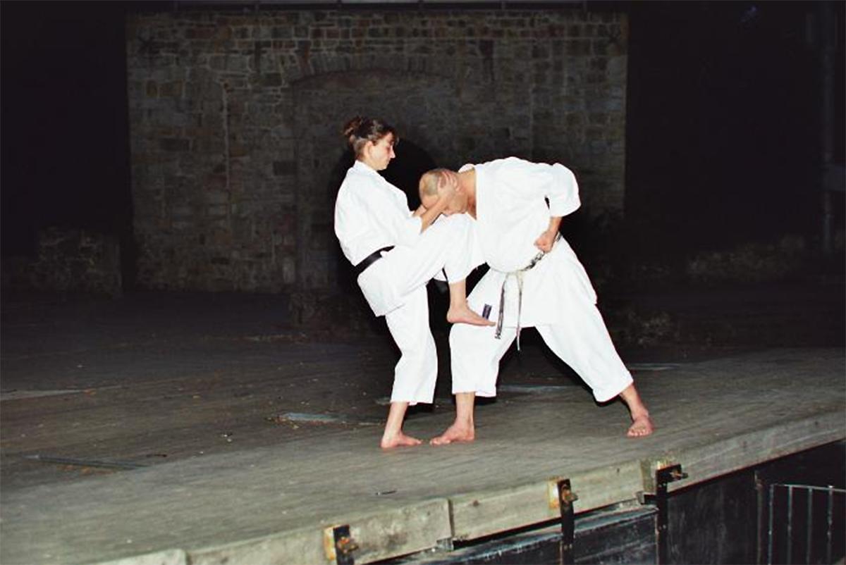 Arno und Kerstin Wagner | Kumite 9
