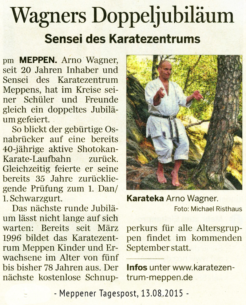 Meppener Tagespost 13.08.2015