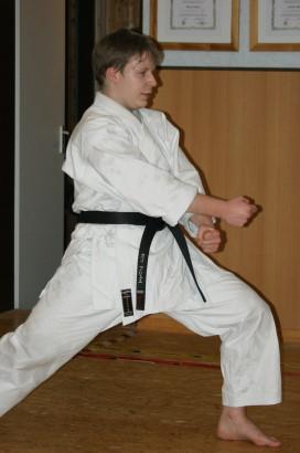 Frye, Kai | Karate seit 1997 | 1.Dan am 24.09.2011 bei Ochi Sensei in Hennef