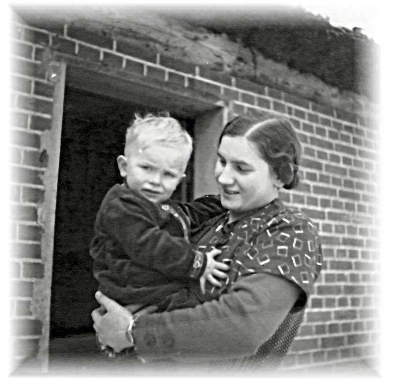Tante Hilde als Babysitter