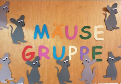 Raum der Mäusegruppe