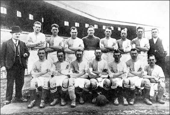 Blackburn Rovers: 1928 FA Cup