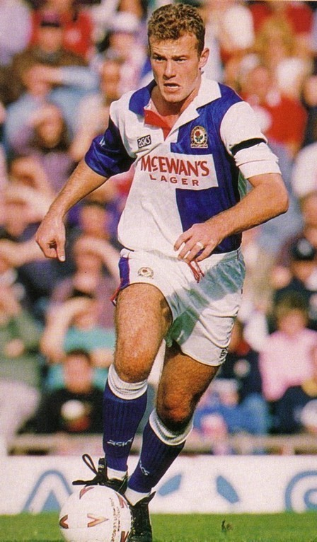 Blackburn Rovers Alan Shearer