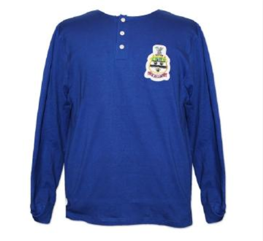 Blackburn Rovers; Blackburn Rovers shirt 1928