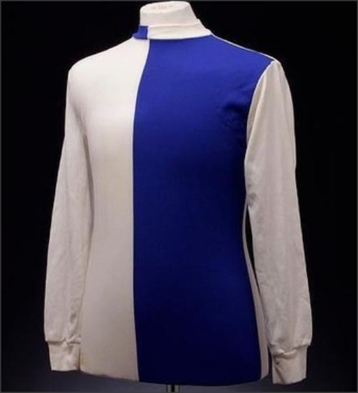Blackburn Rovers; Blackburn Rovers shirt 1960s