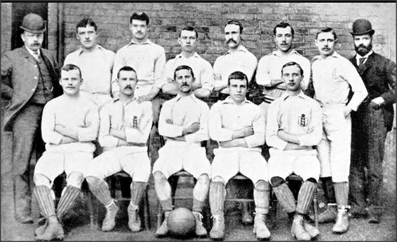 Blackburn Rovers, 1891