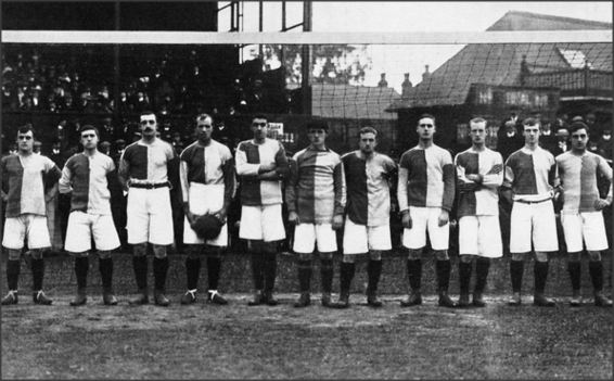Blackburn Rovers, 1903