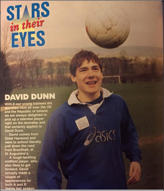 Blackburn Rovers; David Dunn