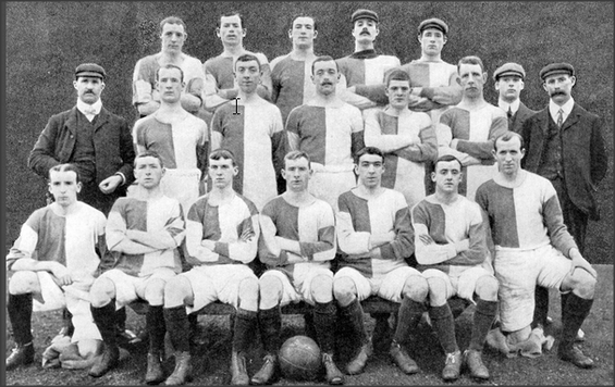 Blackburn Rovers: 1905-1906