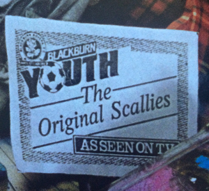 Youth 'Calling Card', 1986.