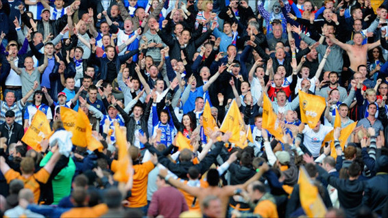 Blackburn Rovers; Wolves; Wolverhampton Wanderers; Blackburn Rovers fans