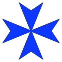 A Maltese Cross was worn on the left breast between 1875 and 1888 on a white jersey, with a blue and white skull cap, brown shorts or optional trousers.
